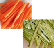 Cooking Terms – Julienne