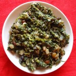 Keerai Poriyal / Greens Stir Fry