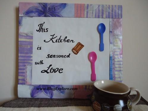 Kitchen Wall Art Blogexplore