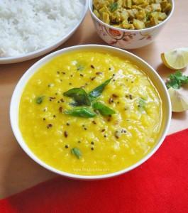 Nimmakaya Pappu – Lemon Dal Recipe