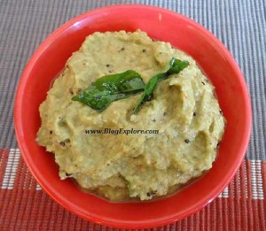 peerkangai thogayal, peerkangai thuvaiyal, peerkangai thogayal recipe, ridge gourd thuvaiyal, ridge gourd thogayal, ridge gourd chutney, peerkangai chutney, chutney recipe, side dish for rice, side dish for dosa, side dish for idli