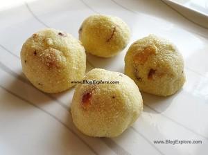 rava ladoo, suji ladoo recipe, sweet semolina balls recipe