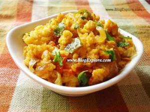Paneer Bhurji | Scrambled Cottage Cheese