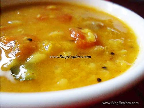 Tomato pesarapappu indian recipes blogexplore tomato pesarapappu recipe andhra curry recipe tomato moong dal recipe forumfinder Gallery