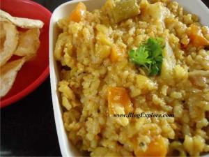 Sambar Sadam / Sambar Rice