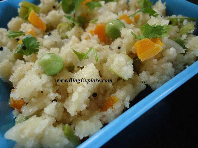 Vegetable rava upma indian recipes blogexplore vegetable rava upma recipe forumfinder Choice Image
