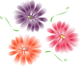 Image result for June Flowers Clip Art