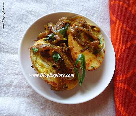 Boiled egg fry indian recipes blogexplore boiled egg fry recipe masala anda fry muttai fry recipe forumfinder Gallery