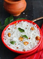 coconut sevai recipe, thengai sevai, thengai idiyappam, south indian rice noodles recipe