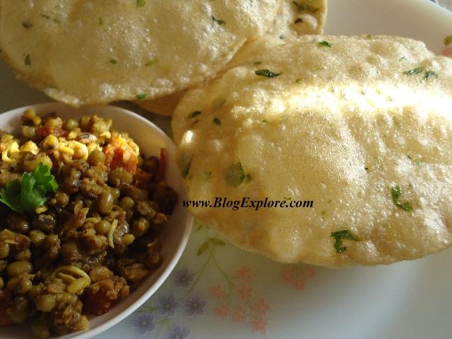 Methi Puri Methi Poori Indian Recipes Blogexplore