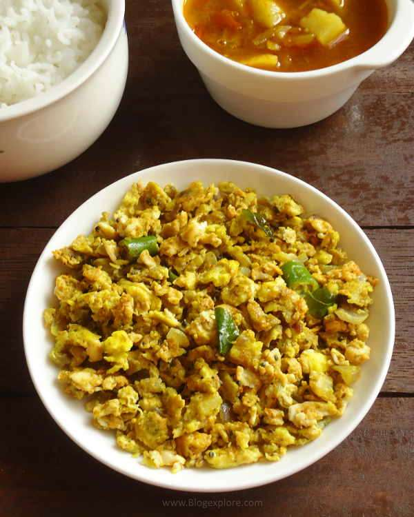 Quick muttai podimas egg podimas indian recipes blogexplore muttai podimas egg podimas recipe forumfinder Gallery