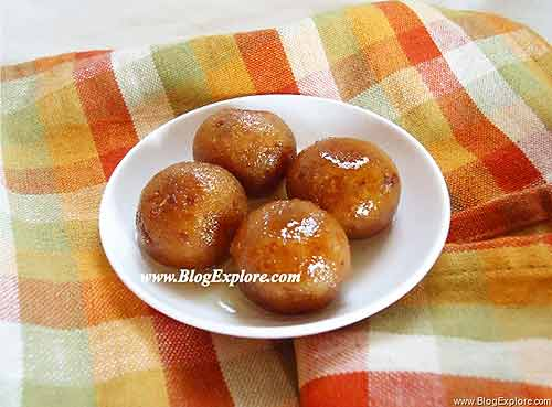 Bread gulab jamuns indian recipes blogexplore bread gulab jamun recipe easy quick simple indian sweets recipes use leftover gulab jamun forumfinder