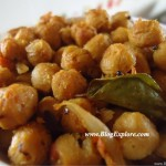Soya Chunks / Meal Maker Stir Fry