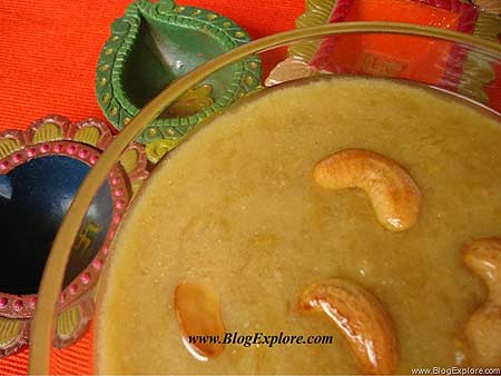 pasi paruppu payasam recipe, moong dal payasam recipe with jaggery