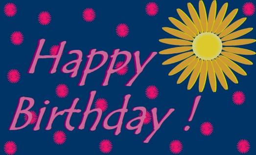 Clip Art - Happy Birthday 2 - Indian Recipes - Blogexplore