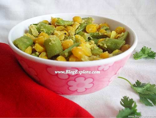 Green beans chana dal curry indian recipes blogexplore green beans chana dal curry recipe green beans chana dal sabzi recipe beans kadalai forumfinder Choice Image