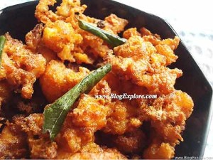 gobi 65 recipe, cauliflower65 recipe, indian cauliflower snacks recipe