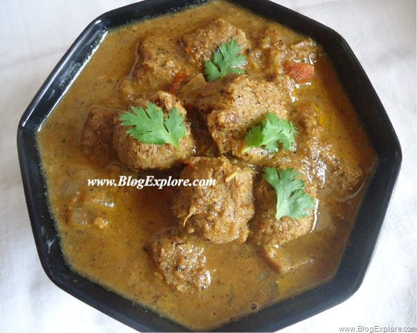 how to cook soya chunks trini style