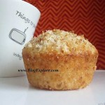 Eggless Coconut Muffins