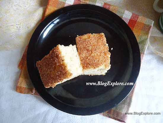 cinnamon coffee cake, cinnamon streusel coffee cake