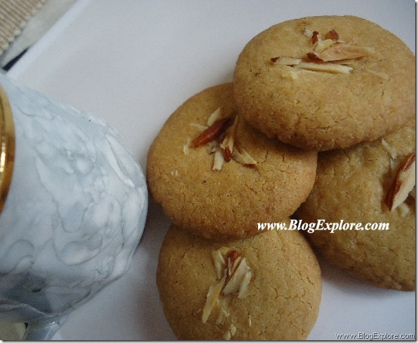 Eggless Whole Wheat Cookies Indian Recipes Blogexplore