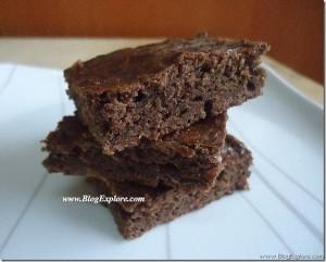 Banana Chocolate Brownies   Eggless Brownies