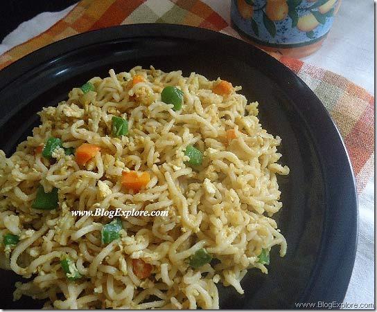 Egg maggi noodles indian recipes blogexplore egg maggi noodles recipe forumfinder Images