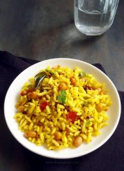 Puffed Rice Upma | Pori Upma Recipe