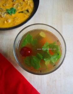 Drumstick Rasam | Murungakkai Rasam Recipe