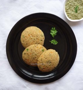 instant oats rava idli recipe, oats idli recipe