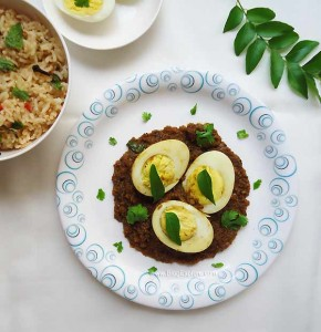muttai thokku recipe, egg thokku recipe, south indian egg masala recipe