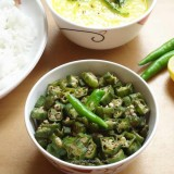 vendakkai pepper fry recipe,bhindi pepper fry recipe,okra pepper stir fry recipe
