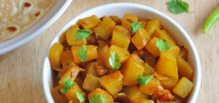 chow chow curry recipe, spicy chayote curry recipe
