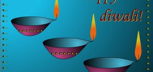 diwali clipart, free diwali greeting card, diya cliparts