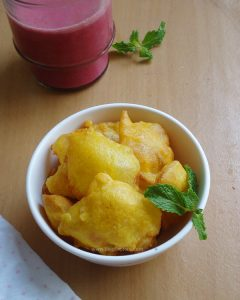 Potato Bajji – Aloo Bajji